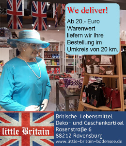 Little Britain Ravensburg
